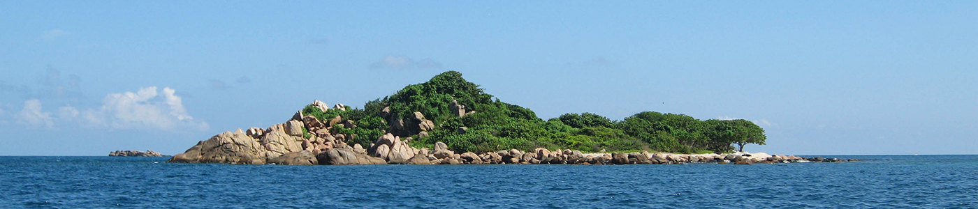 Pigeon Island Marine Sanctuary in Sri Lanka