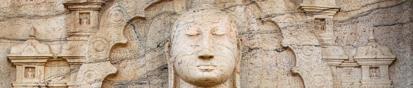 Gal Vihara at Polonnaruwa, Sri Lanka